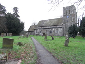 St John the Baptist Church Meopham
