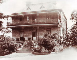 Fernleigh, Bean private collection.