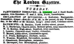 Hampshire Advertiser & Salisbury Guardian (Southampton, England), Saturday, February 24, 1844. British Newspapers 1600-1950 (Gale)