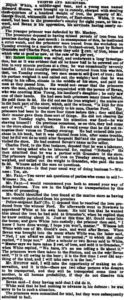 Hampshire Advertiser & Salisbury Guardian (Southampton, England), Saturday, January 29, 1848. British Newspapers 1600-1950 (Gale)