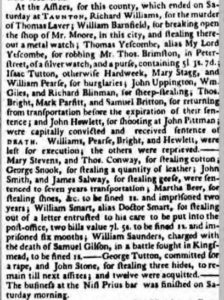 04 April 1799 - Bath Chronicle and Weekly Gazette - Bath, Somerset, England. Find My Past
