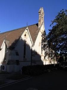 St Lukes Church, Concord. NSW. Tina Bean 2016